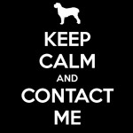 Keep calm and contact me